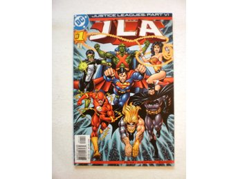 US DC - Justice Leagues: JLA - Oneshot in NM+