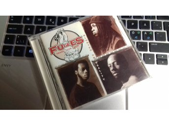 Fugees (Tranzlator Crew) - Blunted On Rea - CD 1994 - M- nyskick