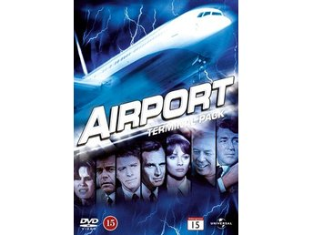Airport collection (4 DVD)