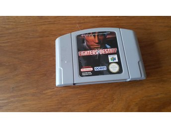 FIGHTERS DESTINY N64 BEG