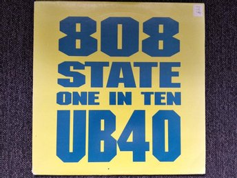 808 State, UB40 – One In Ten ( TB 553 )