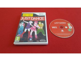 JUST DANCE till Nintendo Wii