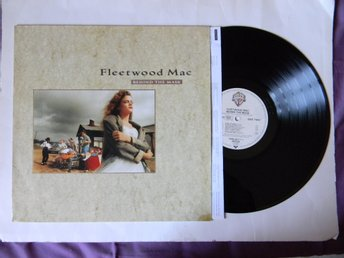 Fleetwood Mac LP. Behind the mask