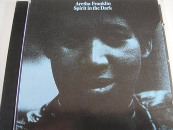 ARETHA FRANKLIN Spirit in the dark CD TOPPSKICK!!!