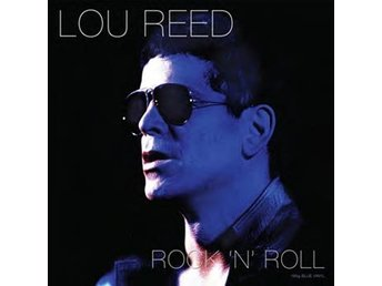 Reed Lou: Rock'n'roll (Blue) (Vinyl LP)