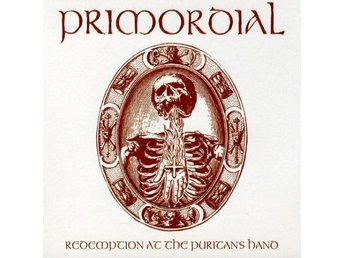 Primordial -Redemption At The Puritans Hand dlp black vinyl