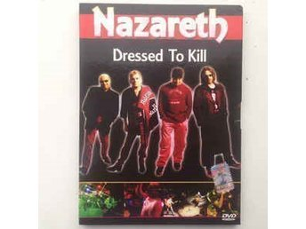Nazareth  Dressed To Kill dvd