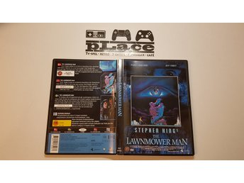 The Lawnmower Man / Gräsklipparmannen DVD