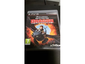 Dreamworks How to Train Your Dragon PS3