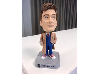 Dr who - David Tennant - Wacky Wobbler