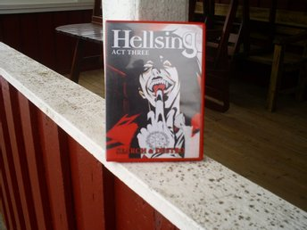 Hellsing act Three Search and destroy