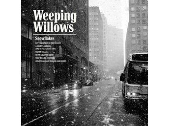 "Weeping Willows: Snowflakes (Vinyl 12"")"