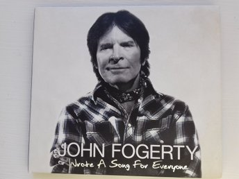 John Fogerty CD Wrote a song for everyone