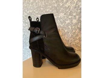Acne Boots stl 37 Nude (350033137) ᐈ Köp på Tradera