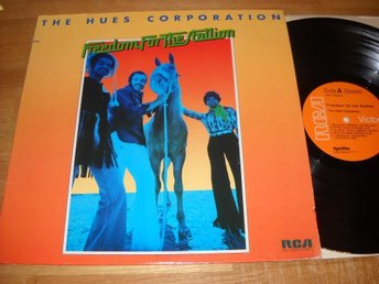 "The Hues Corporation ""Freedom For The Stallion"""