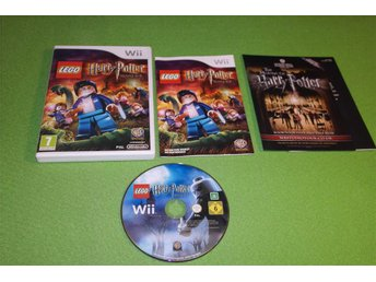 Harry Potter Years 5-7  Nintendo Wii