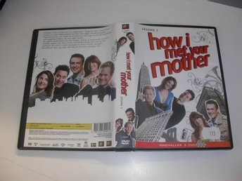 How i met your mother  -  Säsong 2