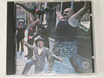 THE DOORS     STRANGE DAYS        CD