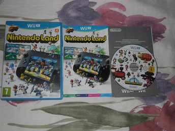 Nintendo Wii U: Nintendo Land Nintendoland - Stockholm - Nintendo Wii U: Nintendo Land Nintendoland - Stockholm