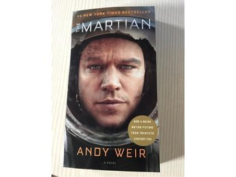 The martian ENG text