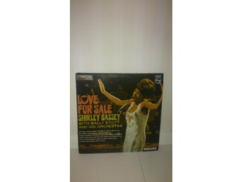 Shirley Bassey – Love for Sale, vinyl LP
