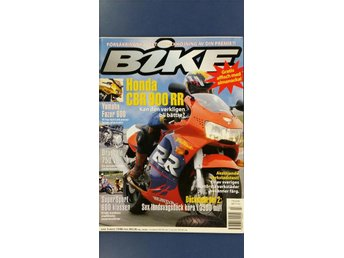 Bike nr 3 1998: Yamaha TT 600 R, FZS 600, Honda CBR 900 RR, Suzuki Bandit R1100 - Uppsala - Bike nr 3 1998: Yamaha TT 600 R, FZS 600, Honda CBR 900 RR, Suzuki Bandit R1100 - Uppsala