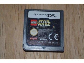 Lego Star Wars - The Complete Saga - Nintendo DS - Töre - Lego Star Wars - The Complete Saga - Nintendo DS - Töre