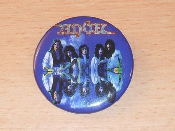 ANGEL - STOR Badge / Pin / Knapp (Kiss, Punky, Casablanca, Starz, Rock Steady,)