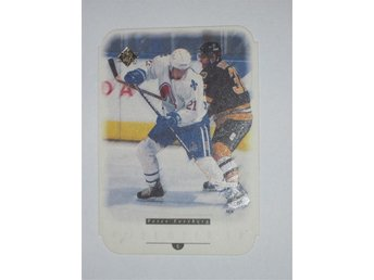 1994-95 Peter Forsberg SP Premier Die Cut #2
