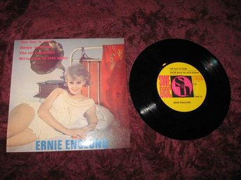 ERNIE ENGLUND EP (THE DAY IS OVER-SLEEPY SERENADE-THE OLD COACHMAN-WE'RE BACK IN - Katrineholm - ERNIE ENGLUND EP (THE DAY IS OVER-SLEEPY SERENADE-THE OLD COACHMAN-WE'RE BACK IN - Katrineholm