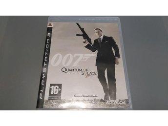 007 quantum of solace till Playstation 3 - Svalöv - 007 quantum of solace till Playstation 3 - Svalöv