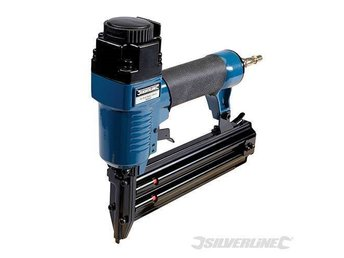 Air Brad Nailer 50mm 18 gauge for upholstery cladding insulation 868544