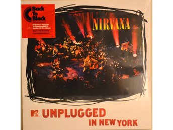 Nirvana - MTV Unplugged In New York (Vinyl Ny) LP