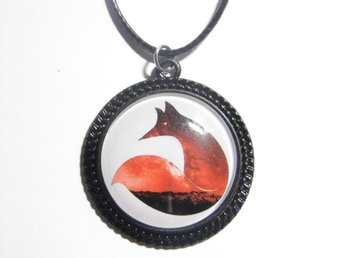 Räv Halsband / Fox Necklace