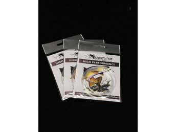 Mosquito Tafs 3-Pack -9ft 1X/0,25mm