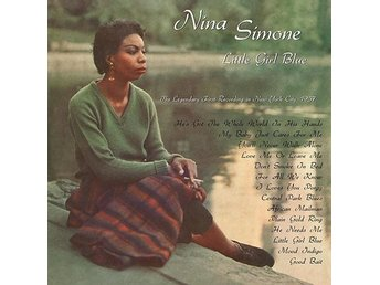 Simone Nina: Little Girl Blue (Vinyl LP)