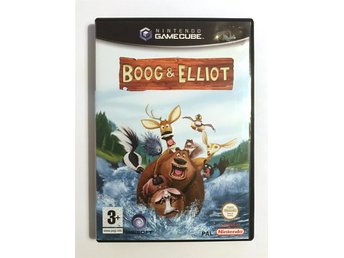 Boog & Elliot Movie – spel till Nintendo Gamecube
