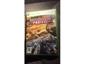 Battlestations pacific - Xbox 360