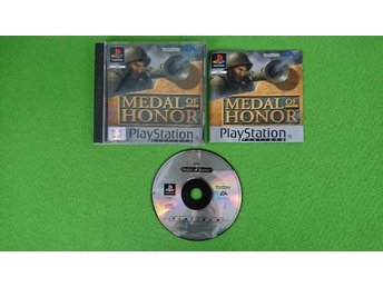 Medal of Honor Playstation PSone ps1