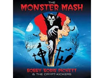 Picket Bobby Boris: The monster mash (Picture) (Vinyl LP)