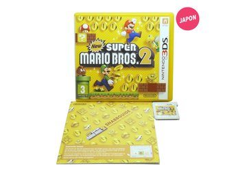 New Super Mario Bros. 2 (SWD / 3DS)
