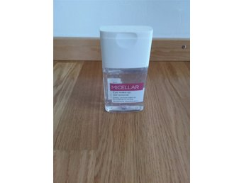 Ny! Micellar cleansing eye make-up gel remover, loreal 125ml.