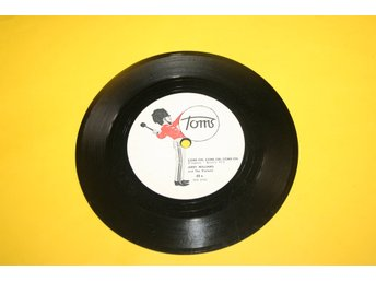 JERRY WILLIAMS & THE VIOLENTS.  COME ON, COME ON, COME ON. FLEXI. . TOMS 1963