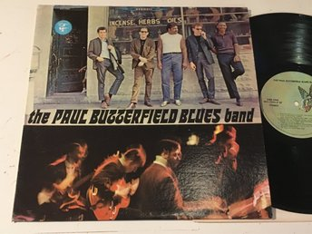 THE BUTTERFIELD BLUES BAND s/t LP  US ELEKTRA EKS 7294
