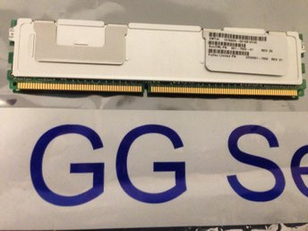 SUN 2GB (2x1) Kit PC5300 FB-Dimm för T5520 501-7952-01