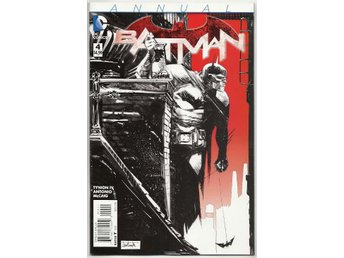 Batman 2nd Series Annual # 4 NM Ny Import