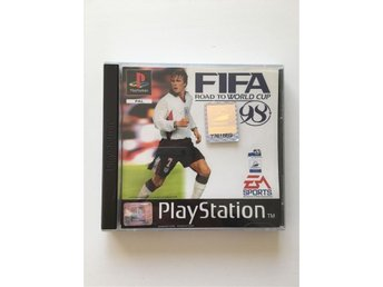 Playstation 1 spel FIFA - MicroMachines - Need For Speed M.FL