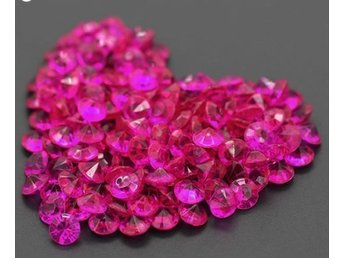 500 st Rosa Diamanter,Bröllopsdekoration, Dop, Bröllop 6,5mm - Bräcke - 500 st Rosa Diamanter,Bröllopsdekoration, Dop, Bröllop 6,5mm - Bräcke
