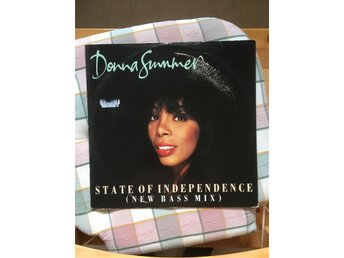 State of independence (New bass mix) - Donna Summer