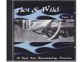 CD Hot & Wild Vol.2